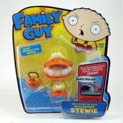 Family Guy - Halloween Stewie Interactive Collector Figure