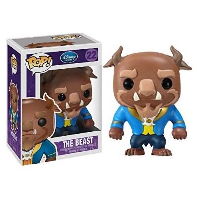 Funko POP Disney 3.75 Inch The Beast Action Figure Dolls Toys