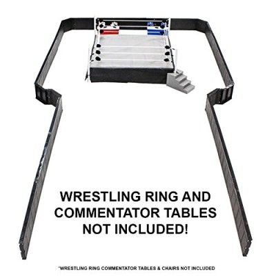 Ultimate Wrestling Ring Barricade Playset for Action Figures