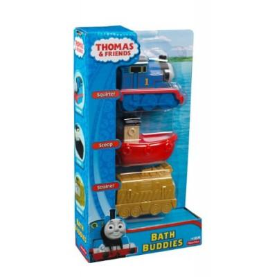 Fisher-Price My First Thomas the Train Bath Buddies