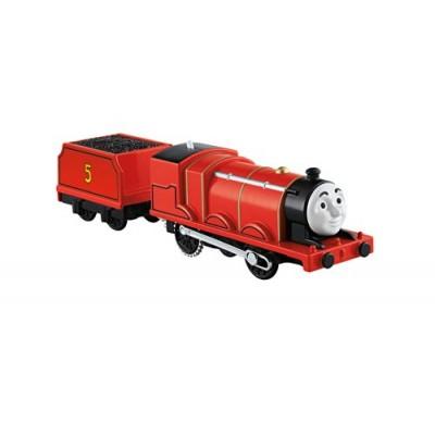 Fisher-Price Thomas The Train - TrackMaster Motorized James Engine