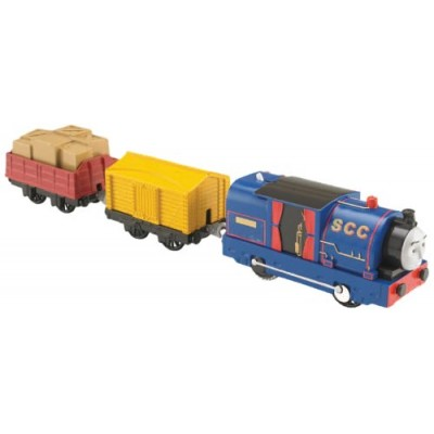 Fisher-Price Thomas The Train - TrackMaster Motorized Timothy Engine (Tale of The Brave)