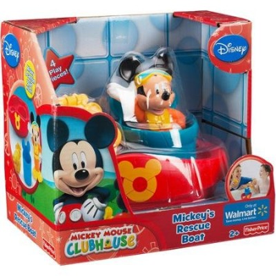 Disney Mickey Mouse Clubhouse - Mickey's Rescue Boat