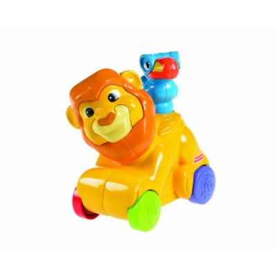 Fisher-Price Amazing Animals Disney Rollin' Tunes Mufasa