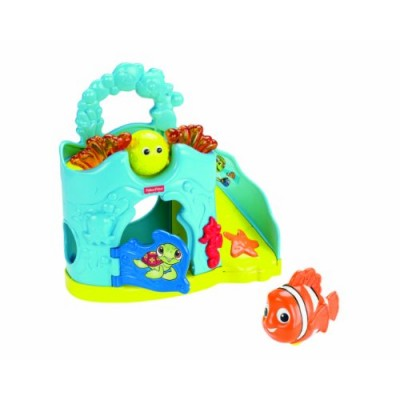 Fisher-Price Amazing Animals Disney's Nemo Rollin' Round Ramp