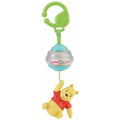 Fisher-Price Disney Baby Beehive Rattle, Winnie The Pooh