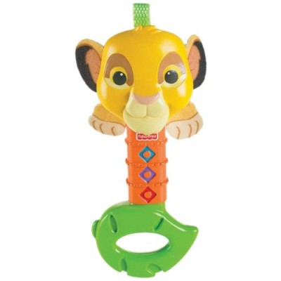 Fisher-Price Disney Baby Lion King Rattle