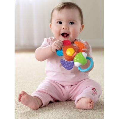 Fisher-Price Disney Baby Nemo Squirt Teether (Discontinued by Manufacturer)
