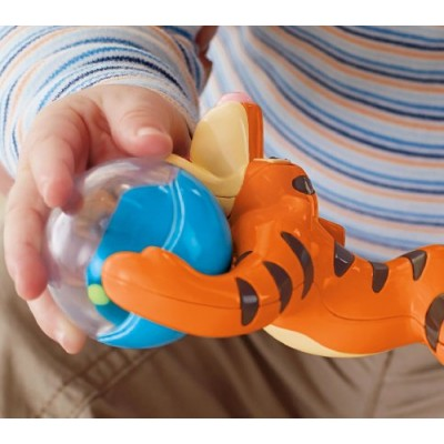 Fisher-Price Disney Baby Tigger Rollerball, Winnie The Pooh