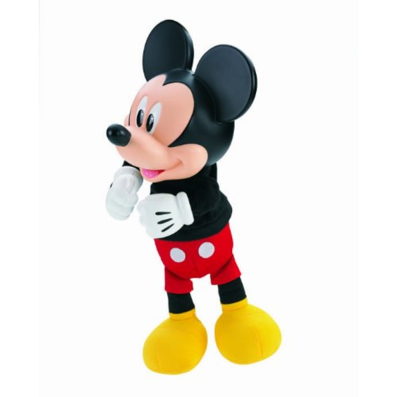 Mickey Mouse Hot Diggity Dog Toy