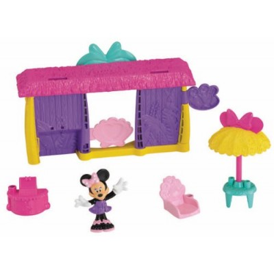 Fisher-Price Disney Minnie Mouse: Minnie's Snack Shack Playset