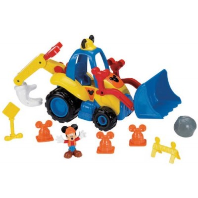 Fisher-Price Disney's Mickey's Mouska Dozer