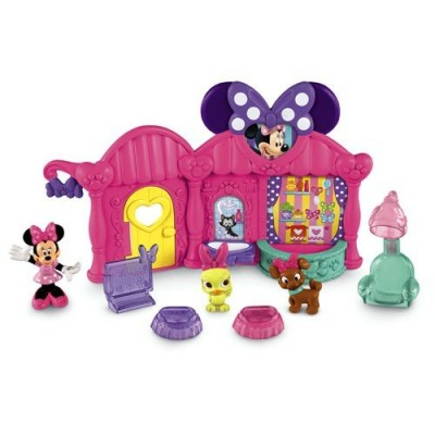 Fisher-Price Disney's Minnie Pet Salon