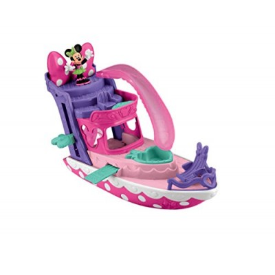 Fisher-Price Disney's Minnie Polka Dot Yacht