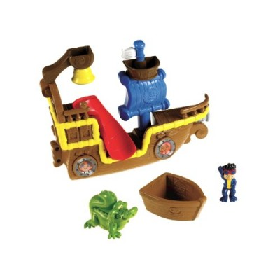 Fisher-Price Jake and the Never Land Pirates: Splashin' Bucky Bath Toy