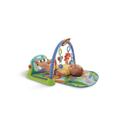 Fisher-Price Kick and Play Piano Gym