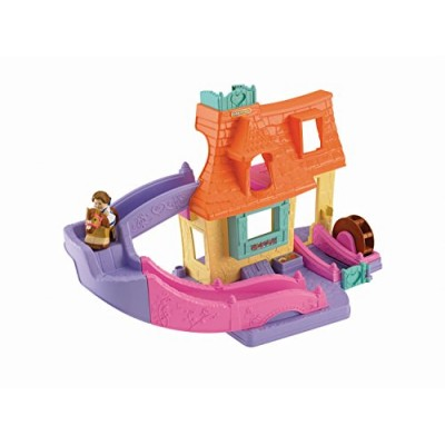 Fisher-Price Little People Belle's Klip Klop Cottage