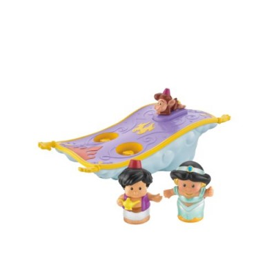 Fisher-Price Little People Disney Aladdin's Magic Carpet