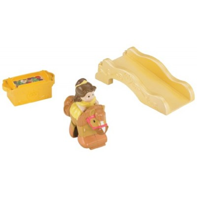 Fisher-Price Little People Disney Klip Klop Belle