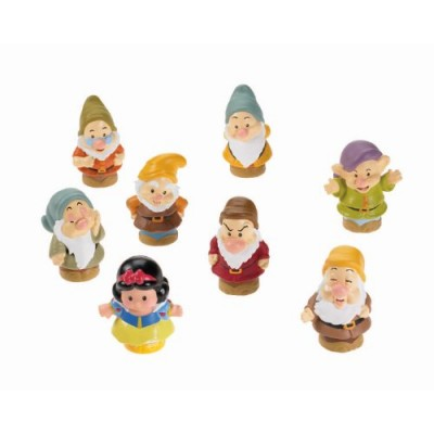 Fisher-Price Little People Disney Snow White and The Seven Dwarfs