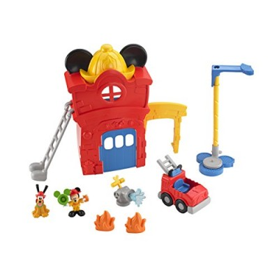 Fisher-Price Mickey's Funny Fire Station