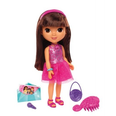 Fisher-Price Nickelodeon Dora & Friends Dance Party Dora