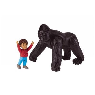 Go Diego Go ** Mighty Gorilla Recue Set ** Fisher Price