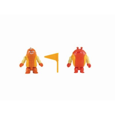 Imaginext Disney's Monsters University George & Big Red