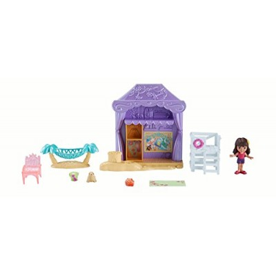 Nickelodeon Dora & Friends Cabana Playset