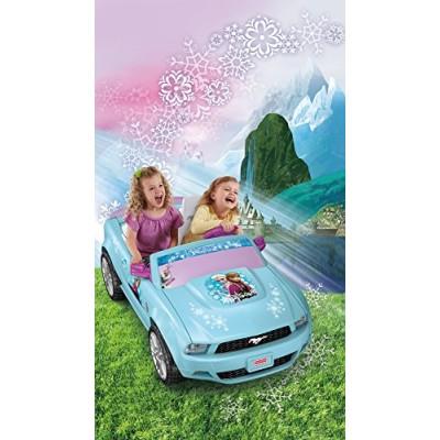 Power Wheels Disney Frozen Ford Mustang
