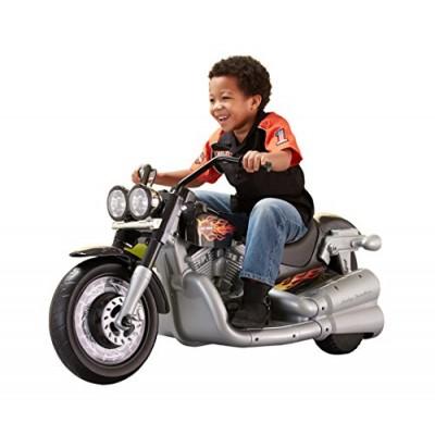 Power Wheels Harley-Davidson Cruiser