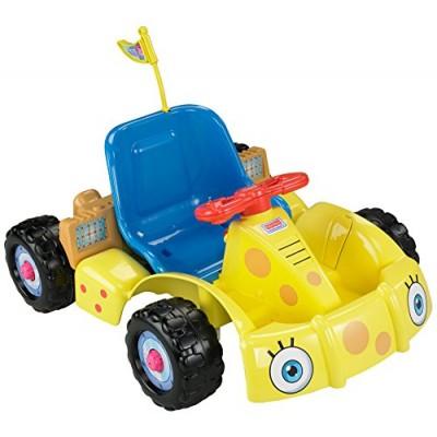 Power Wheels Nickelodeon SpongeBob SquarePants Get Set Go! Kart