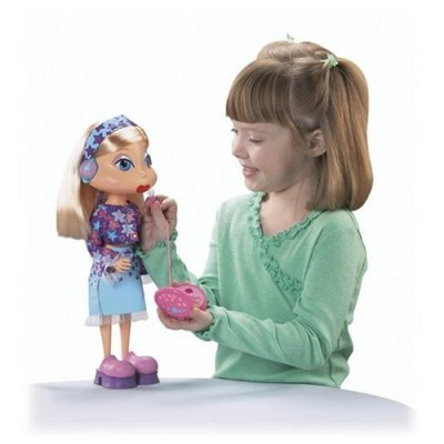 Rugrats All Grown Up: Total Makeover Sing & Style Angelica Doll