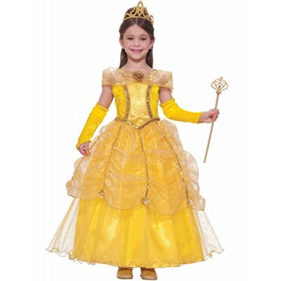 Forum Novelties Golden Princess Costume, Large