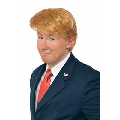 Mr. Billionaire Wig Adult Costume Accessory