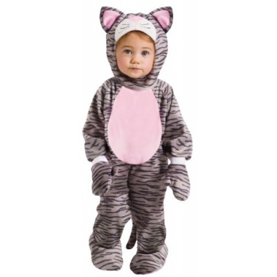 Little Stripe Kitten Infant Costume,12-24 Months