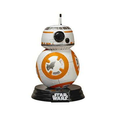 FunKo 6218 Pop! Star Wars, BB-8, Bobble-Head Figures, 3.75-Inch