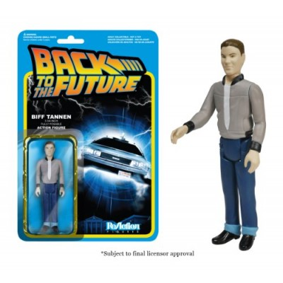 Funko Back to The Future Biff Tannen ReAction Figure