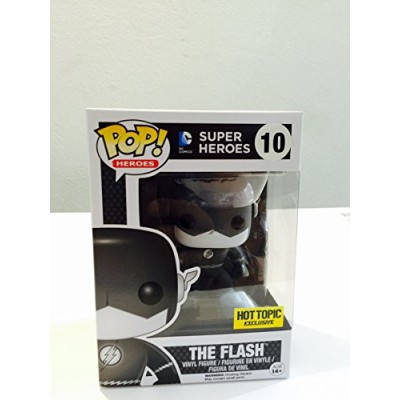 Funko DC Comics POP! Mystery The Flash Hot Topic Exclusive