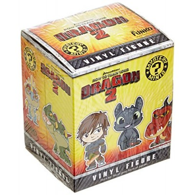 Funko How to Train Your Dragon 2: Mystery Blind Box Action Figure (Styles May Vary)