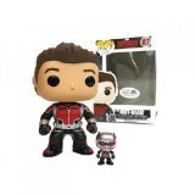 Funko Marvel Ant-Man Funko POP! Marvel Ant Man Exclusive Vinyl Figure #87 [Unmasked]