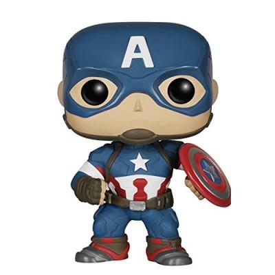 Funko Marvel: Avengers 2 - Captain America Action Figure