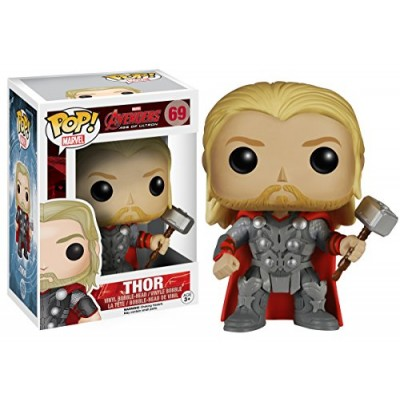 Funko Marvel: Avengers 2 - Thor Bobble Head Action Figure