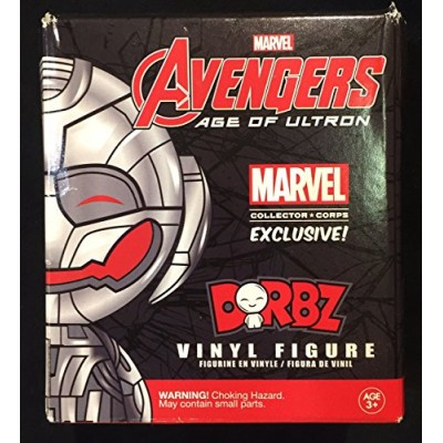 "Funko Marvel Avengers Age of Ultron Dorbz Ultron Exclusive 3"" Vinyl Figure"