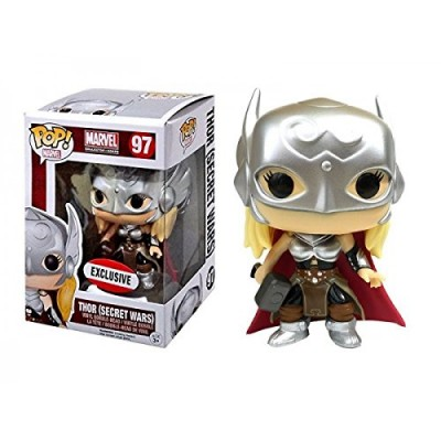 Funko Marvel Funko POP! Marvel Thor Exclusive Vinyl Figure #97 [Secret Wars]