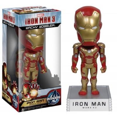 Funko Marvel Iron Man Movie 3 Wacky Wobbler