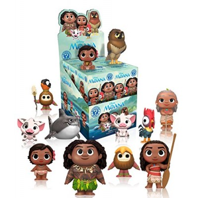 Funko Mystery Mini: Moana - One Mystery Figure Action Figure