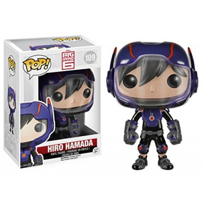 Funko POP! Disney: Big Hero 6-Hiro Hamada Action Figure