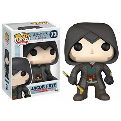 Funko POP Games: Assassin's Creed - Jacob Frye Action Figure