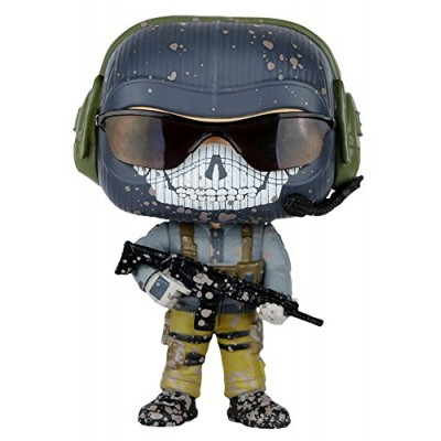 Funko POP Games: Call of Duty Action Figure - Riley
